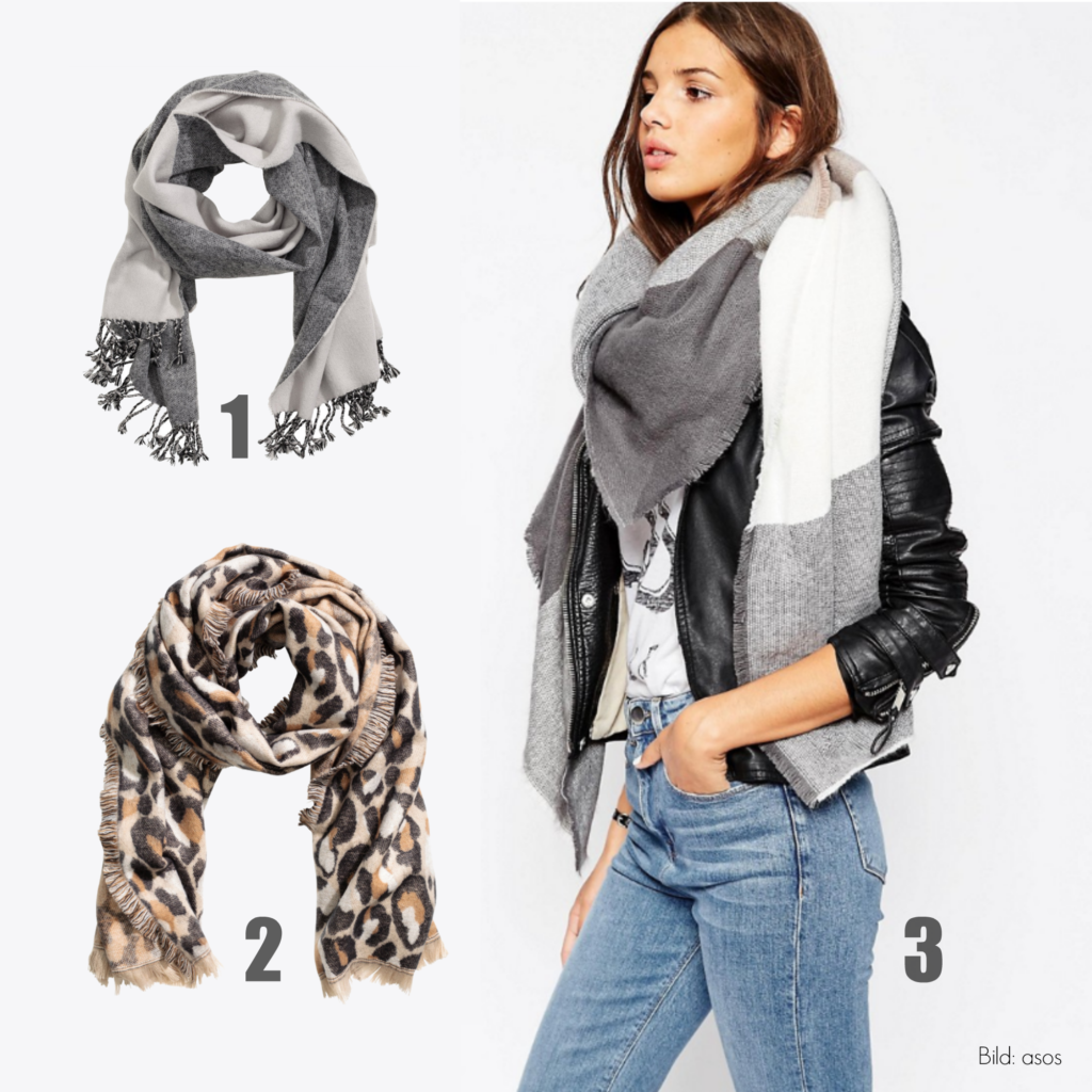 Herbst Schals