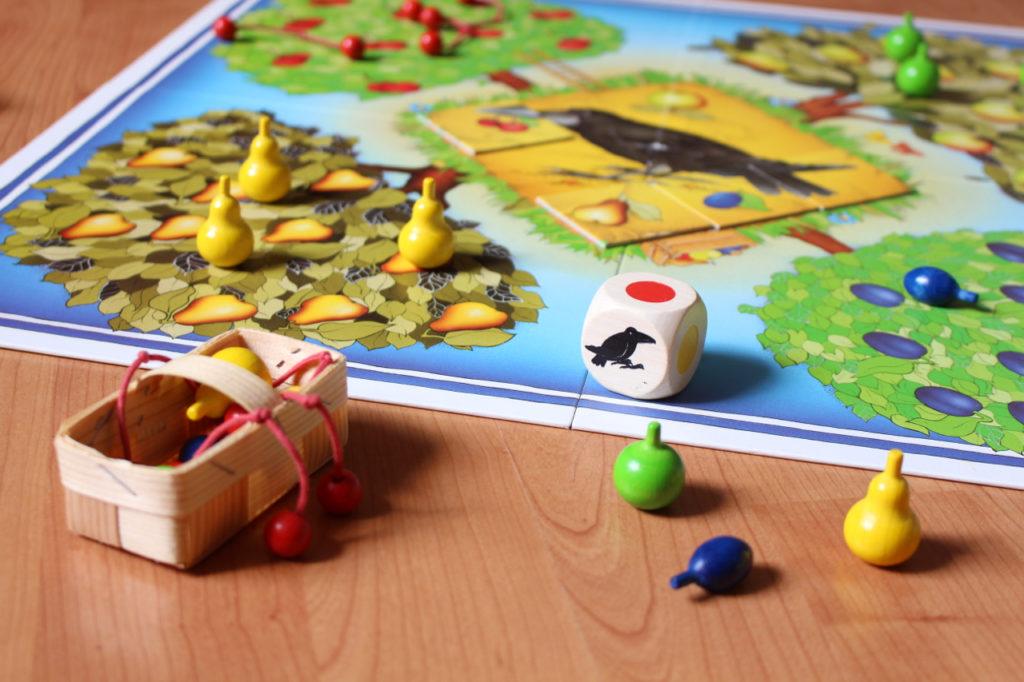 Obstgarten das Spiel