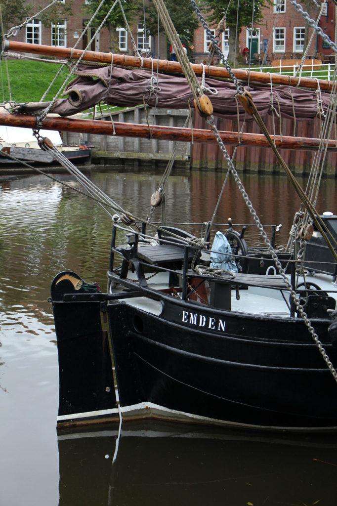 Boote Harlesiel Emden